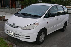 Toyota Previa II (XR30, XR40) 2000 - 2006 Minivan #8
