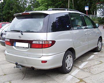 Toyota Previa III (XR50) 2006 - now Minivan #7