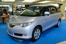Toyota Previa III (XR50) 2006 - now Minivan #3