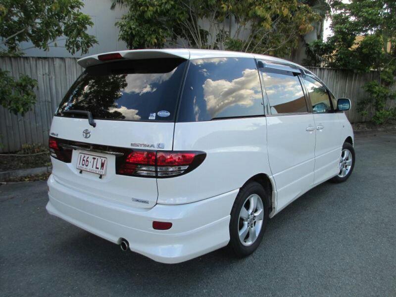 Toyota Previa III (XR50) 2006 - now Minivan #2