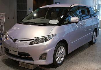 Toyota Previa III (XR50) 2006 - now Minivan #5