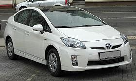 Toyota Prius I (XW10) 1997 - 2000 Sedan #2