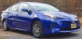 Toyota Prius IV (XW50) 2015 - now Hatchback 5 door #2