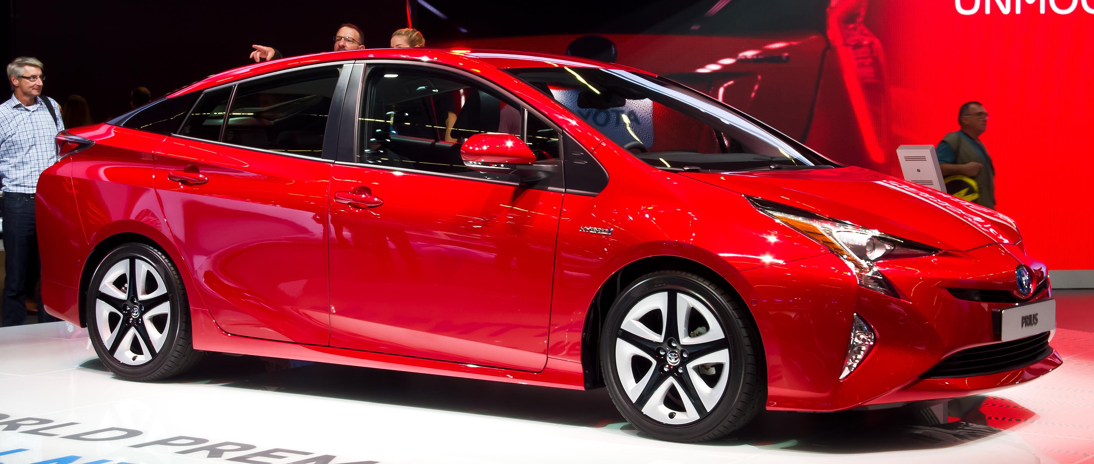 Toyota Prius IV (XW50) 2015 - now Hatchback 5 door #6