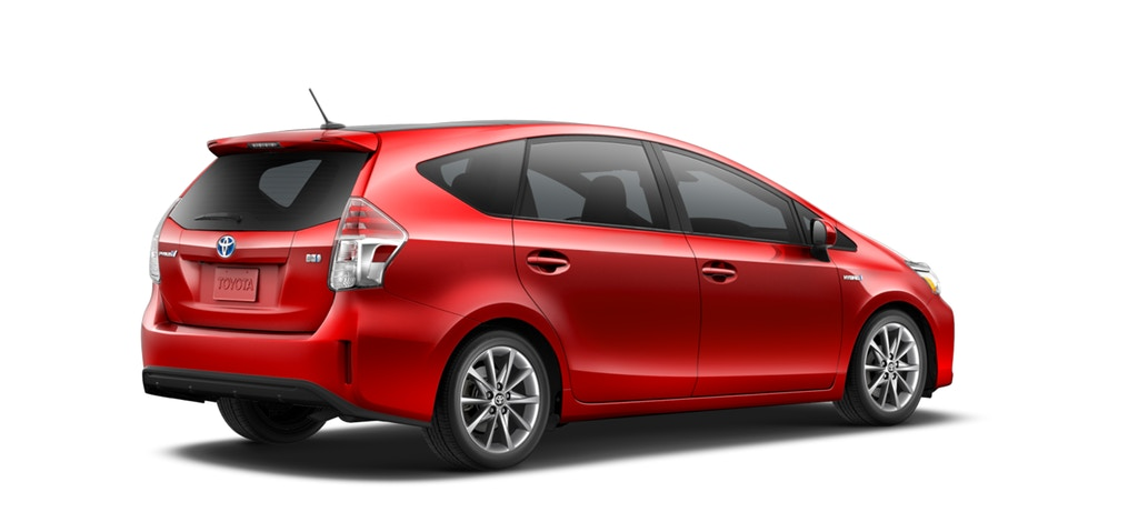 Toyota Prius v (+) I Restyling (ZVW40) 2014 - now Station wagon 5 door #6