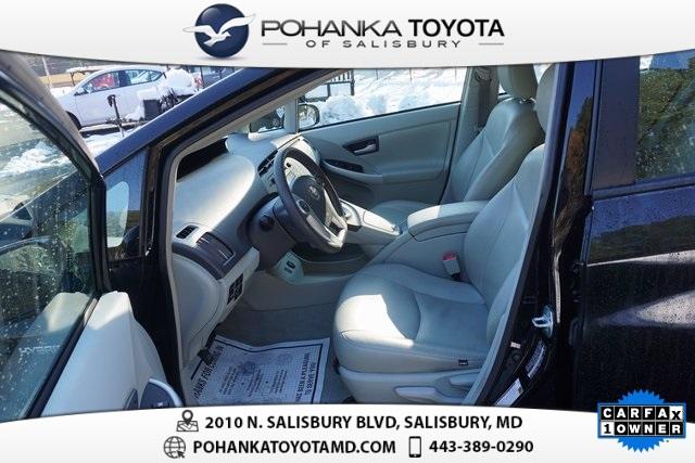 Toyota Prius v (+) I (ZVW40ኅ) 2011 - 2014 Station wagon 5 door #7