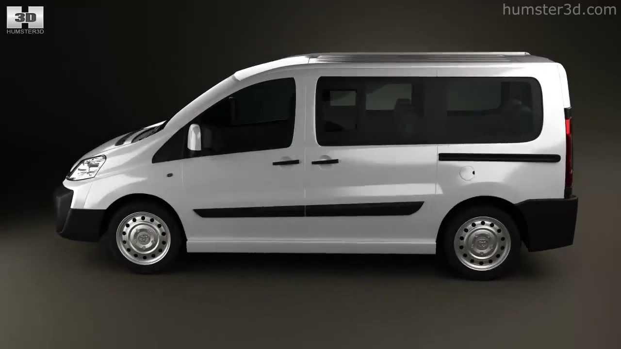 Toyota ProAce 2013 - now Minivan #8