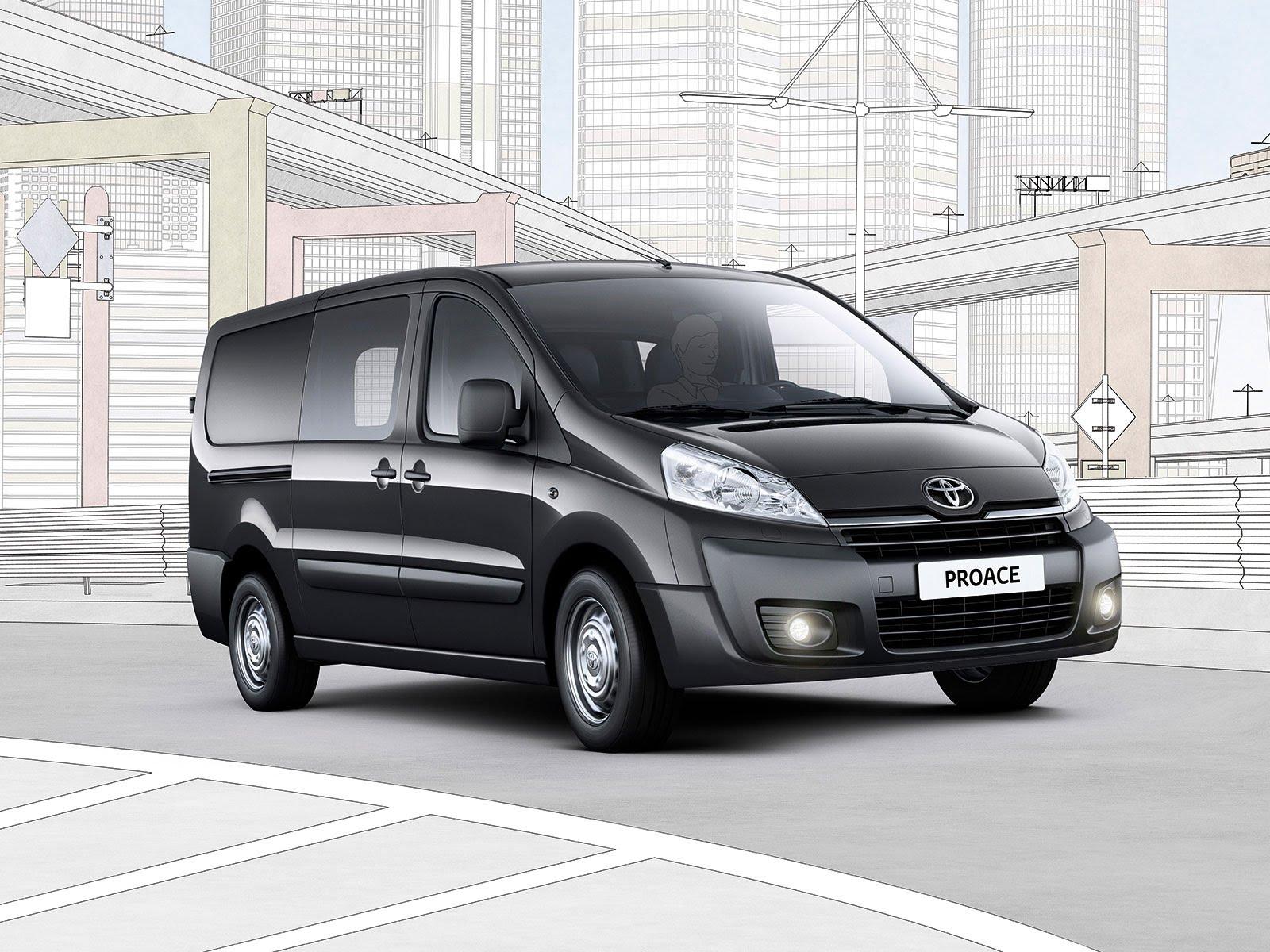 Toyota ProAce 2013 - now Minivan #3