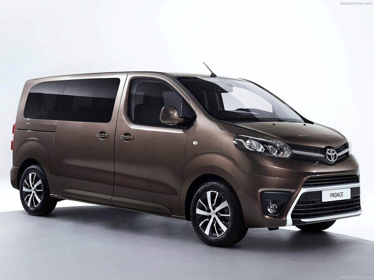 Toyota ProAce 2013 - now Minivan #4