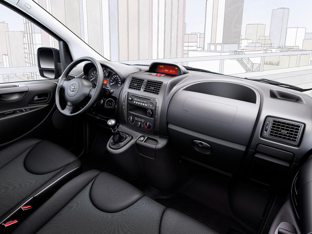 Toyota ProAce 2013 - now Minivan #2