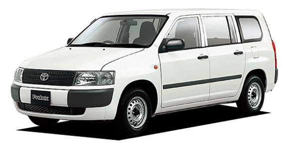 Toyota Probox I 2002 - 2014 Station wagon 5 door #1