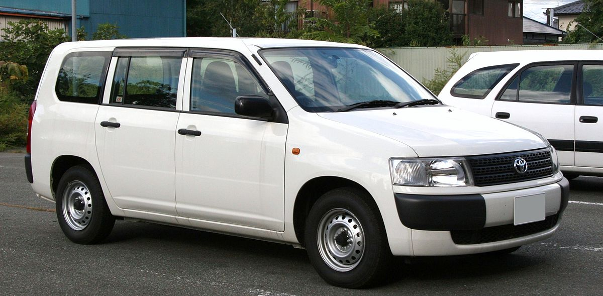 Toyota Probox I 2002 - 2014 Station wagon 5 door #8