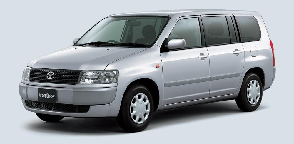 Toyota Probox I Restyling 2014 - now Station wagon 5 door #5