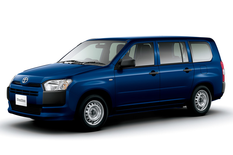 Toyota Probox I Restyling 2014 - now Station wagon 5 door #2