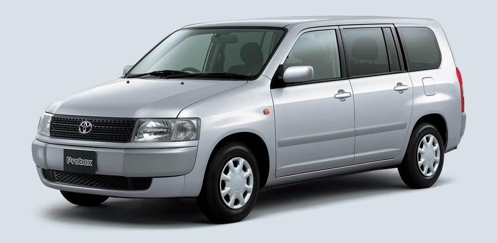 Toyota Probox I Restyling 2014 - now Station wagon 5 door #1