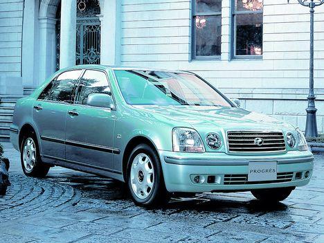 Toyota Progres 1998 - 2007 Sedan #2