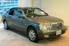 Toyota Progres 1998 - 2007 Sedan #8
