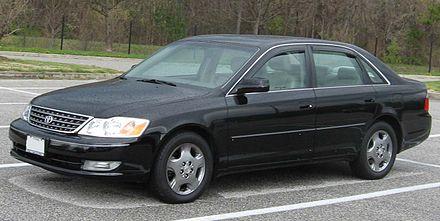 Toyota Pronard 2000 - 2004 Sedan #4