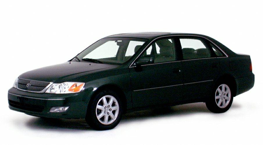 Toyota Pronard 2000 - 2004 Sedan #2