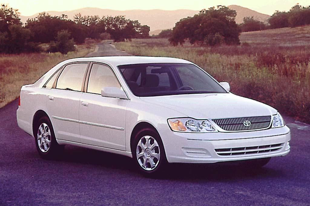 Toyota Pronard 2000 - 2004 Sedan #3