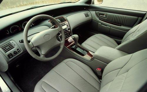 Toyota Pronard 2000 - 2004 Sedan #8