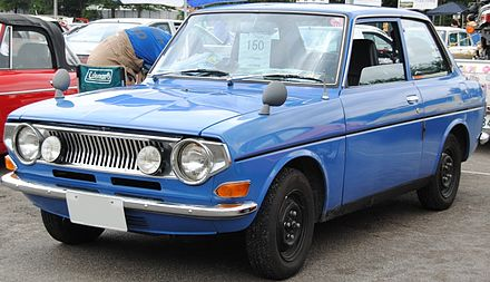 Toyota Publica I (P10) 1961 - 1966 Coupe #1