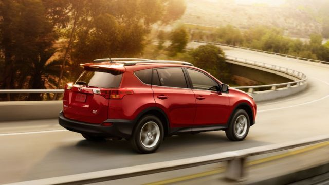 Toyota RAV 4 IV (CA40) Restyling 2015 - now SUV 5 door #1
