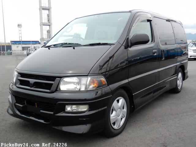 Toyota Regius 1999 - 2002 Minivan #3
