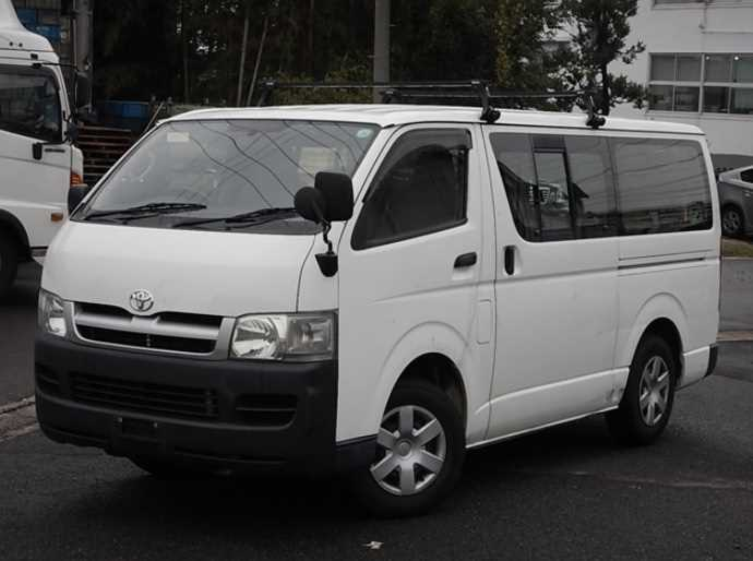 Toyota RegiusAce 1998 - 2005 Minivan #6