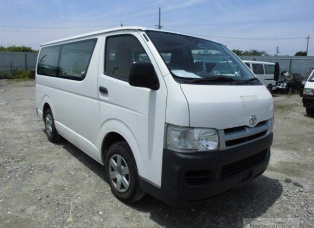 Toyota RegiusAce 1998 - 2005 Minivan #5