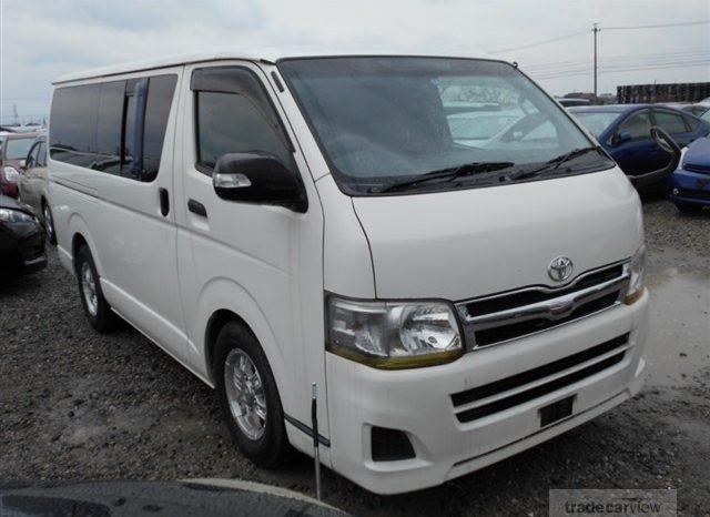 Toyota RegiusAce 1998 - 2005 Minivan #2