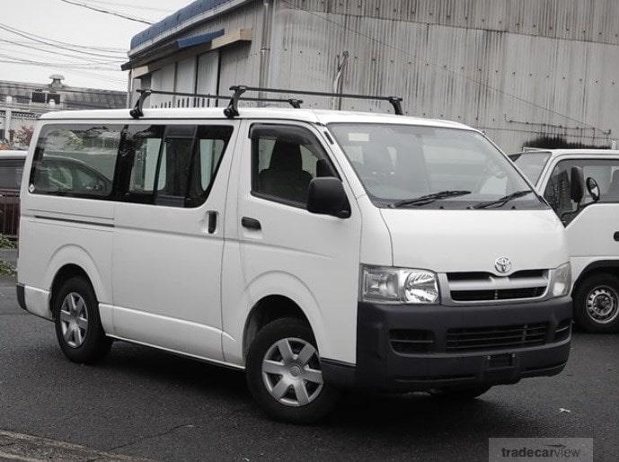 Toyota RegiusAce 1998 - 2005 Minivan #1
