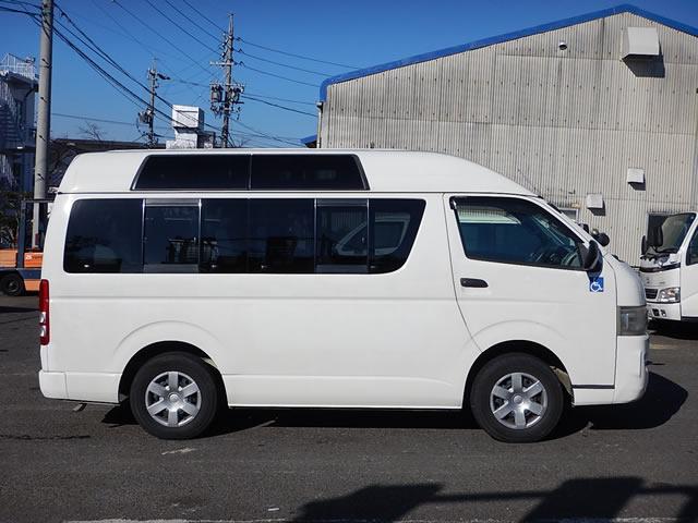 Toyota RegiusAce 1998 - 2005 Minivan #4