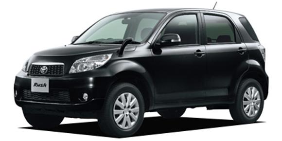 Toyota Rush 2006 - 2016 SUV 5 door #1