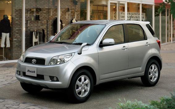Toyota Rush 2006 - 2016 SUV 5 door #2