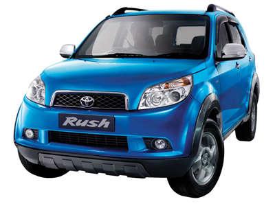 Toyota Rush 2006 - 2016 SUV 5 door #3