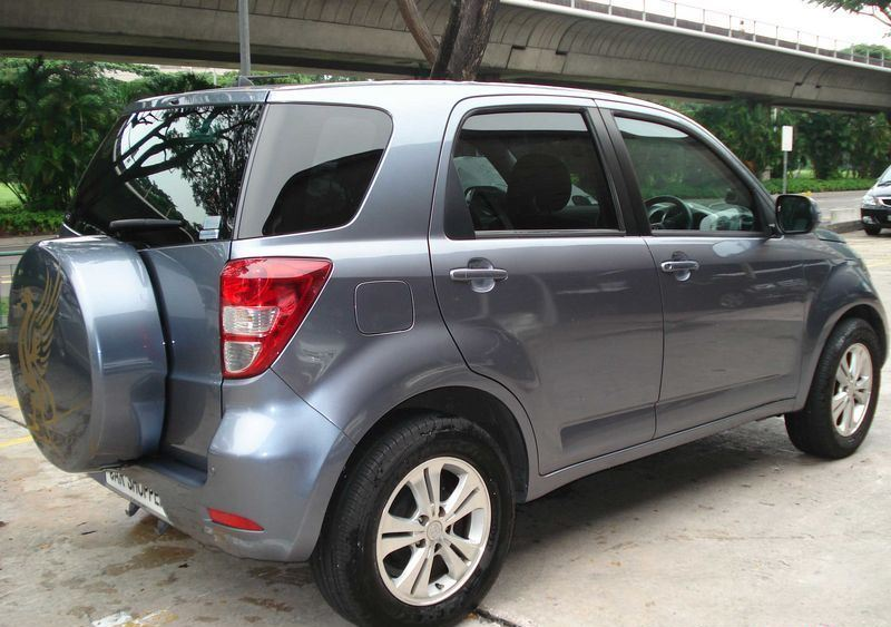 Toyota Rush 2006 - 2016 SUV 5 door #8