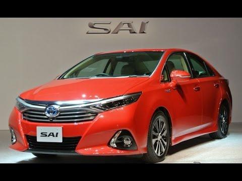 Toyota Sai 2009 - now Sedan #3