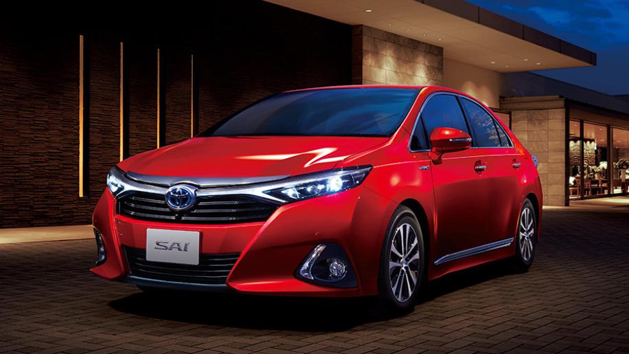 Toyota Sai 2009 - now Sedan #1