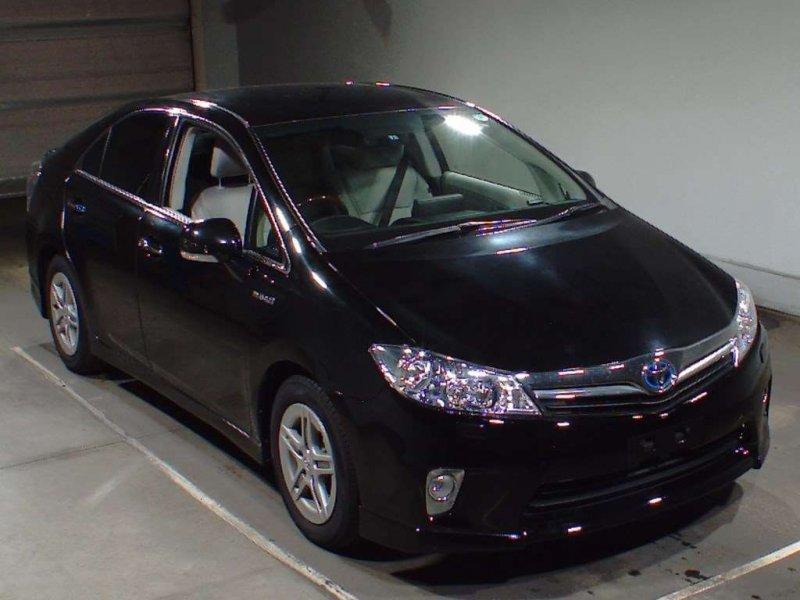 Toyota Sai 2009 - now Sedan #4