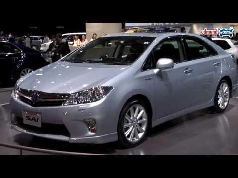 Toyota Sai 2009 - now Sedan #8