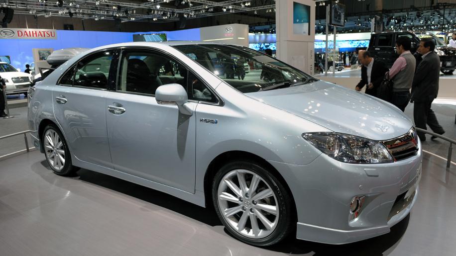 Toyota Sai 2009 - now Sedan #5