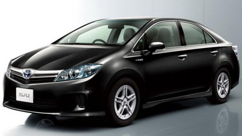 Toyota Sai 2009 - now Sedan #6