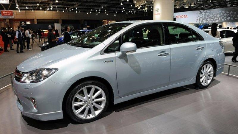Toyota Sai 2009 - now Sedan #7