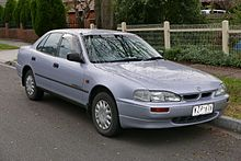 Toyota Scepter 1992 - 1996 Sedan #1