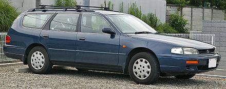 Toyota Scepter 1992 - 1996 Station wagon 5 door #7