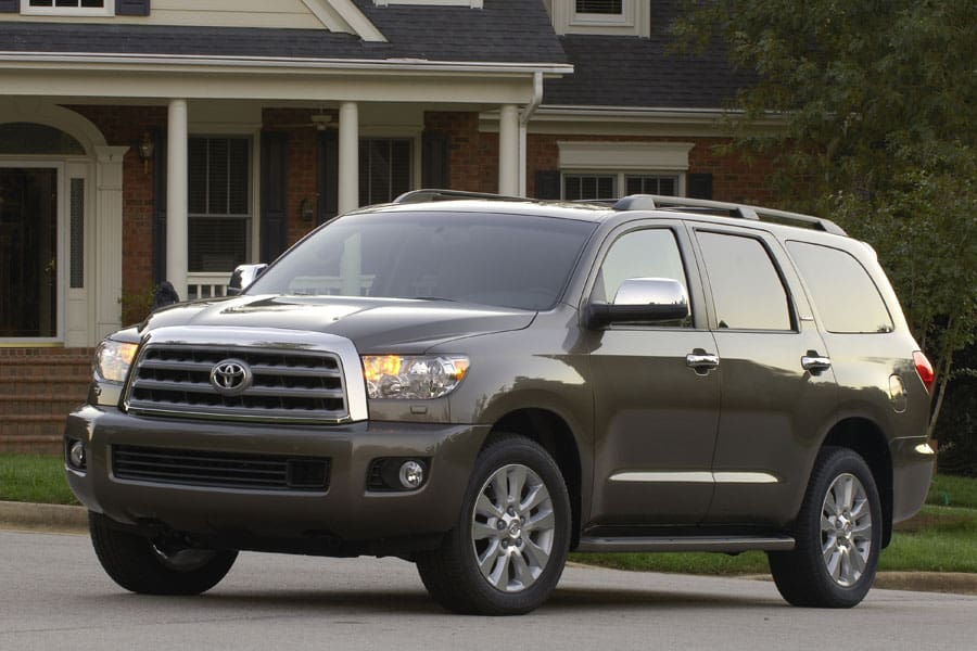 Toyota Sequoia II 2008 - now SUV 5 door #6