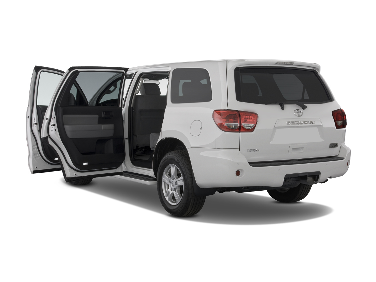 Toyota Sequoia II 2008 - now SUV 5 door #1