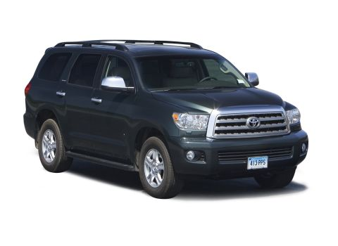 Toyota Sequoia II 2008 - now SUV 5 door #8