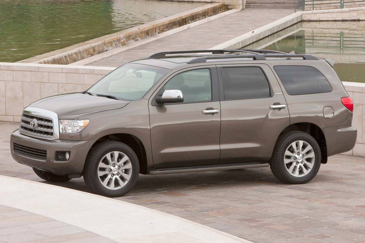 Toyota Sequoia II 2008 - now SUV 5 door #5